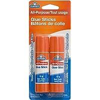 Elmer's All-Purpose Glue Sticks, 15G, 0.53-Ounce Each, 2-Pack (60594Q)