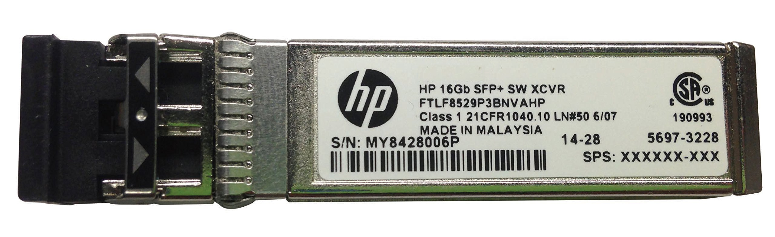 HP QW923A SFP+ Transceiver Module, 1x10GBase-X16 by HP