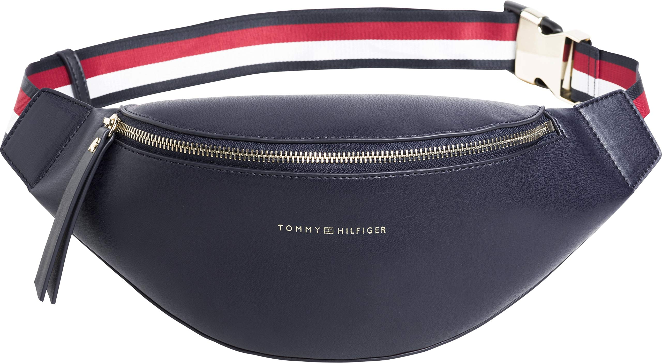 Tommy Hilfiger Iconic Tommy Womens Bum Bag One Size Corporate
