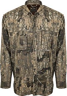 918c5fe4f9394 Drake Waterfowl Men's Est Camo Flyweight Wingshooter's Long-Sleeve Shirt