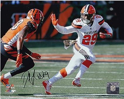 d87beb763e7 Duke Johnson Autographed Photo - 8x10 - Autographed NFL Photos at ...