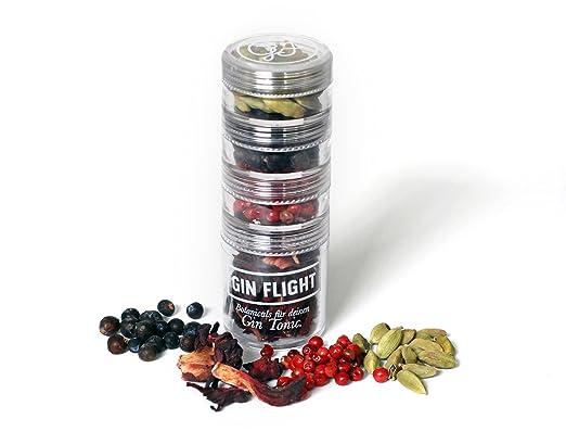 2 opinioni per Gin Flight- Botanicals per una perfetta fruizione Gin Tonic.