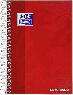 Oxford 400114035 Agenda escolar 2019/2020, paquete de 10 ...