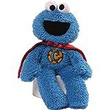 Gund Sesame Street Sesame Street Cookie Monster Superhero Take Along Plush