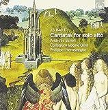 Bach J.S. / Cantatas for Alto Solo