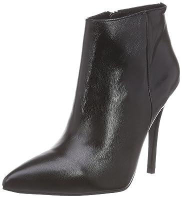 Buffalo London, Boots femmeNoir (Black 01), 38 EU