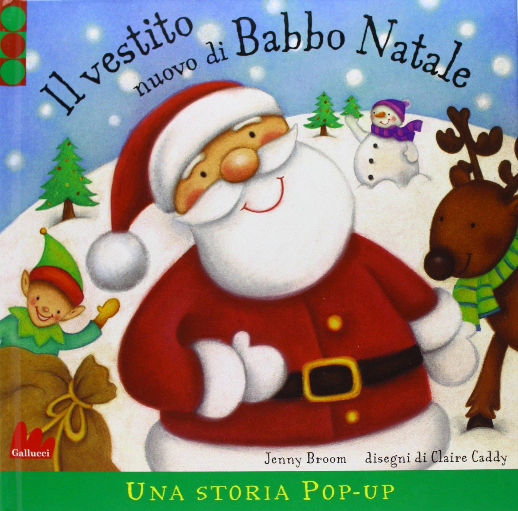 Il Vestito Nuovo Di Babbo Natale.Il Vestito Nuovo Di Babbo Natale Libro Pop Up 9788861455795 Amazon Com Books