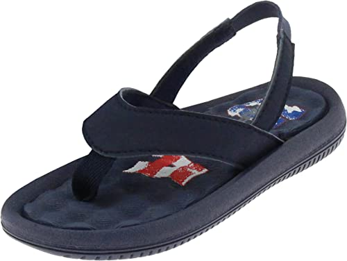 Capelli New York Toddler Boy Unisex Slippers Shoes Size 8//9