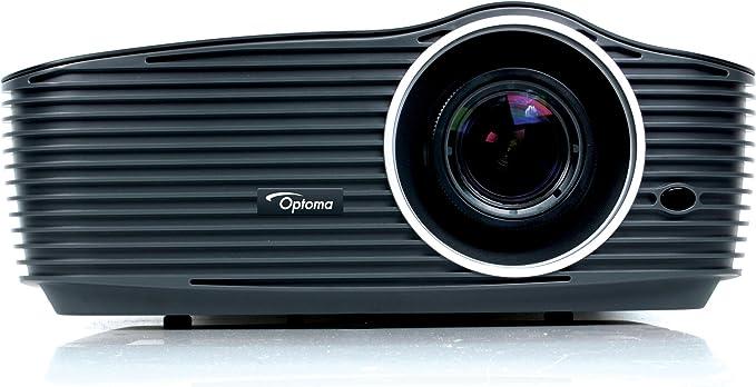 Opinión sobre Optoma HD36 - Proyector Compacto, Color Negro