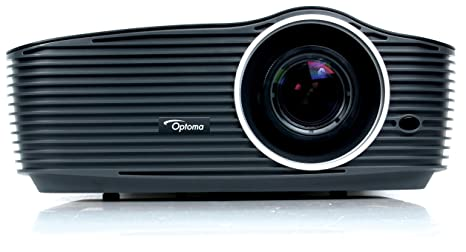 Optoma HD36 - Proyector Compacto, Color Negro