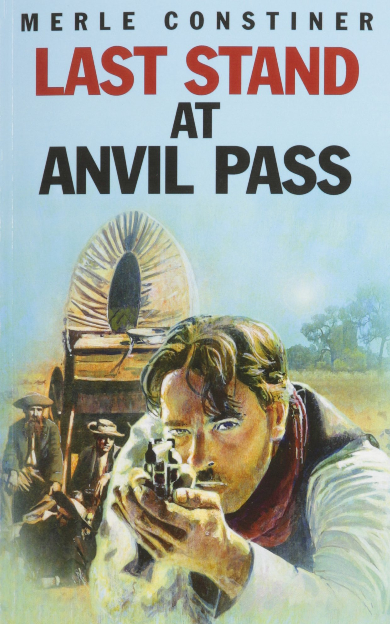 Last Stand At Anvil Pass PDF