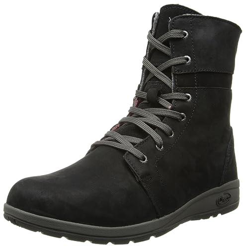 6ce79cc883e Chaco Women's Natilly Black Boot