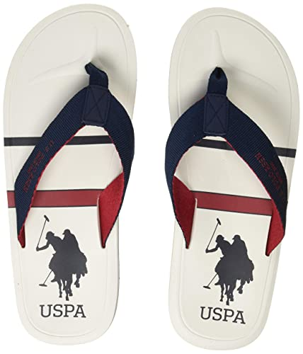 dc0f15578 US Polo Men s Azzaro Flip Flops Thong Sandals  Buy Online at Low ...