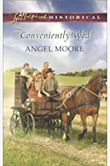 Conveniently Wed (Love Inspired Historical) Kindle Edition