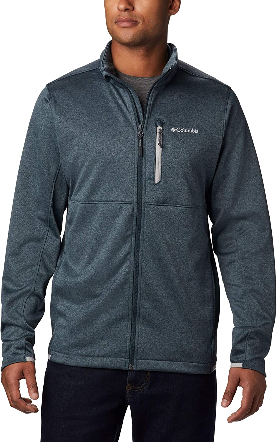 Homme Columbia Outdoor Elements Polaire Fermeture Zipp/ée/
