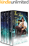 The Heir and the Spare box set: Four Steamy Regency Romance Novels (Fiona Miers' Regency boxsets Book 1)