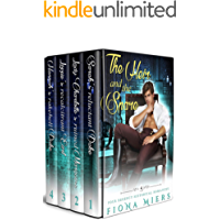 The Heir and the Spare box set: Four Steamy Regency Romance Novels (Fiona Miers' Regency boxsets Book 1)