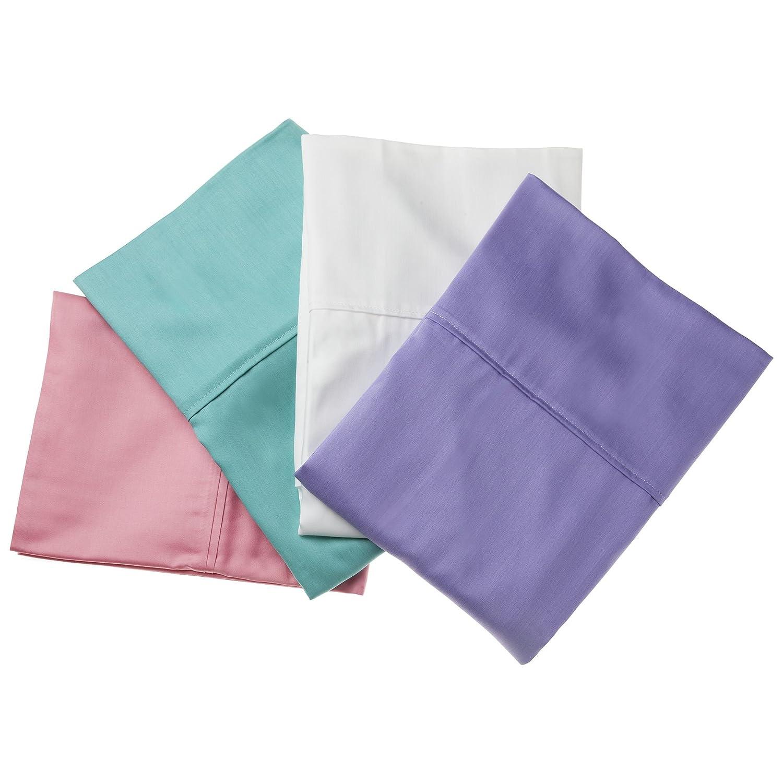 Joy Mangano標準メモリクラウド枕カバー、2 - Pack、両面Warm &クールデザイングリーンカラー   B0775Z6VTF
