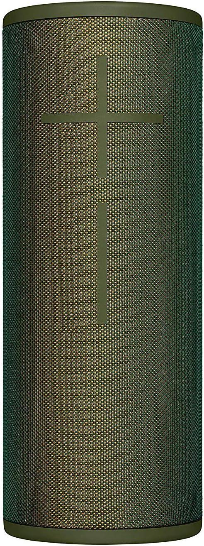 Ultimate Ears Megaboom 3 Altavoz Portátil Inalámbrico Bluetooth, Graves Profundos, Impermeable, Flotante, Conexión Múltiple, Batería de 20 h, color Verde