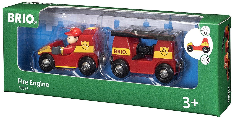 BRIO World Fire & Rescue  Fire Engine