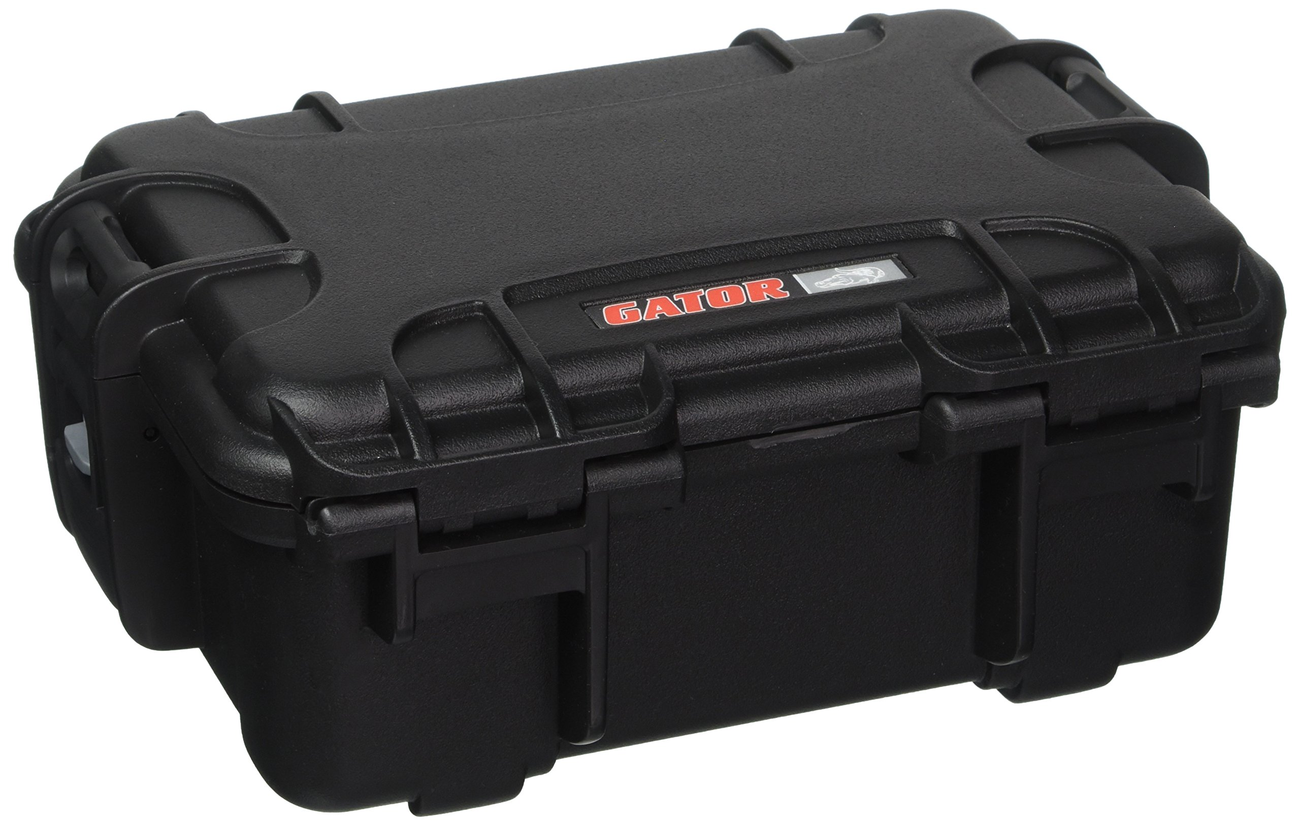Gator Cases GU-0705-03-WPDF Titan Series Waterproof Utility/Equipment with Diced Foam Insert 7.4'' x 4.9'' x 3.1'' by Gator