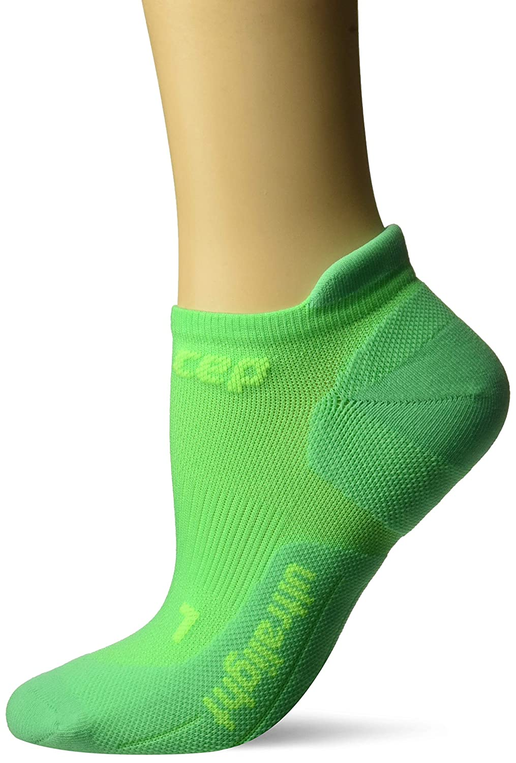 CEP Men/'s No Show Compression Ultralight Running Socks