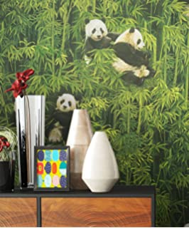 Newroom Tapete Grun Bambus Wald Natur Papiertapete Papier Moderne