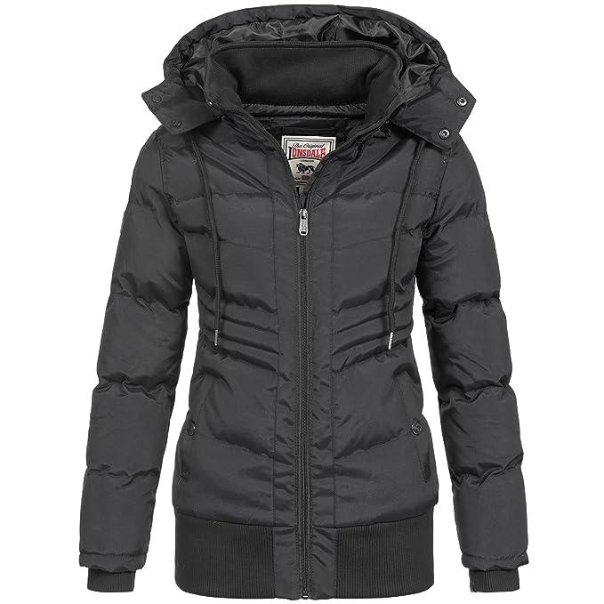 online retailer c59c2 245c5 Lonsdale Beenham, Giacca Donna: Amazon.it: Abbigliamento