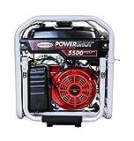 Simpson Cleaning SPG5568 5,500-Watt Portable Gas