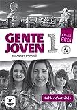 Espagnol 1re année Gente Joven 1 A1-A2 : Cahier d'activités