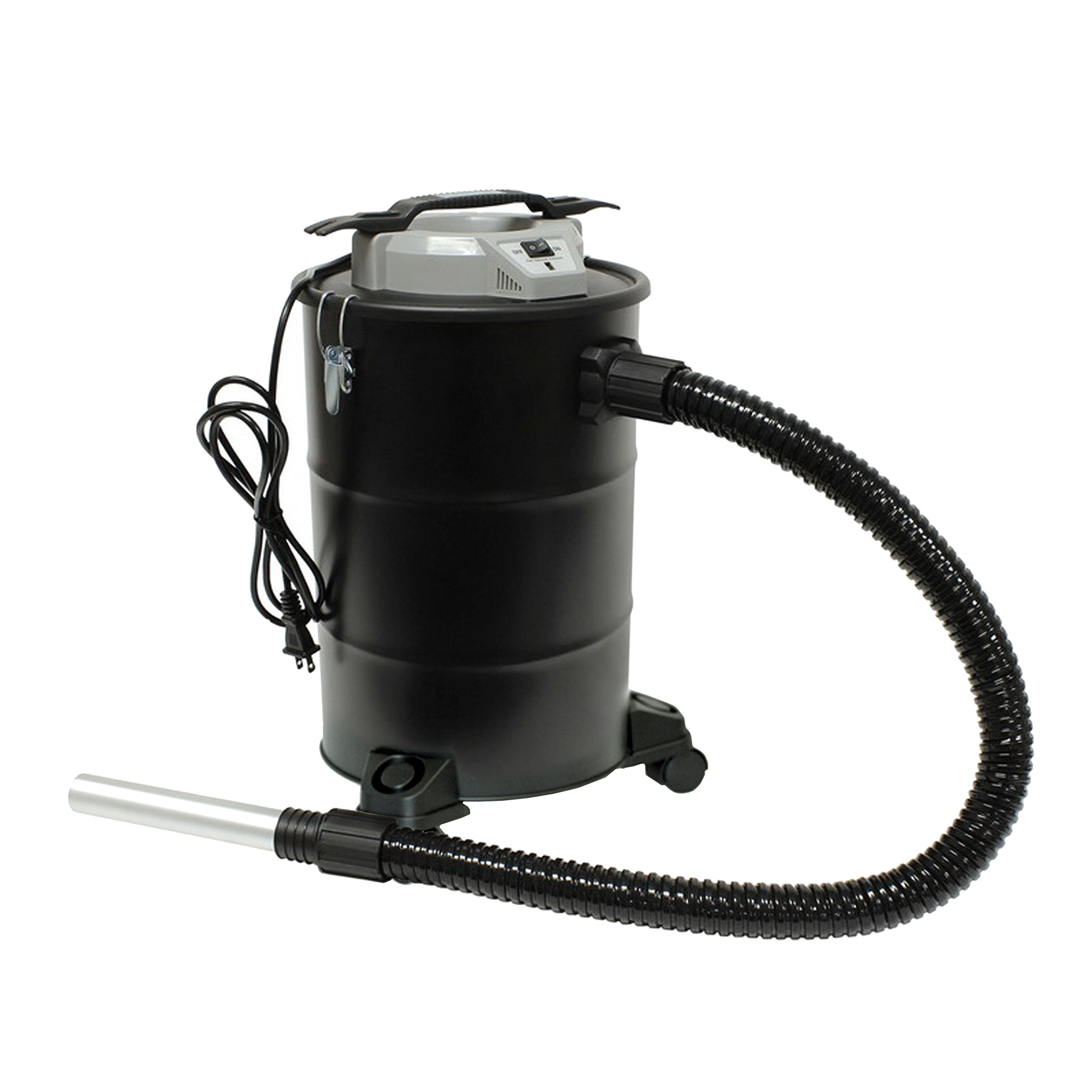 ALEKO APW212 ETL Approved Ash & Dust Multipurpose Vacuum Steel Body 5 Gallons