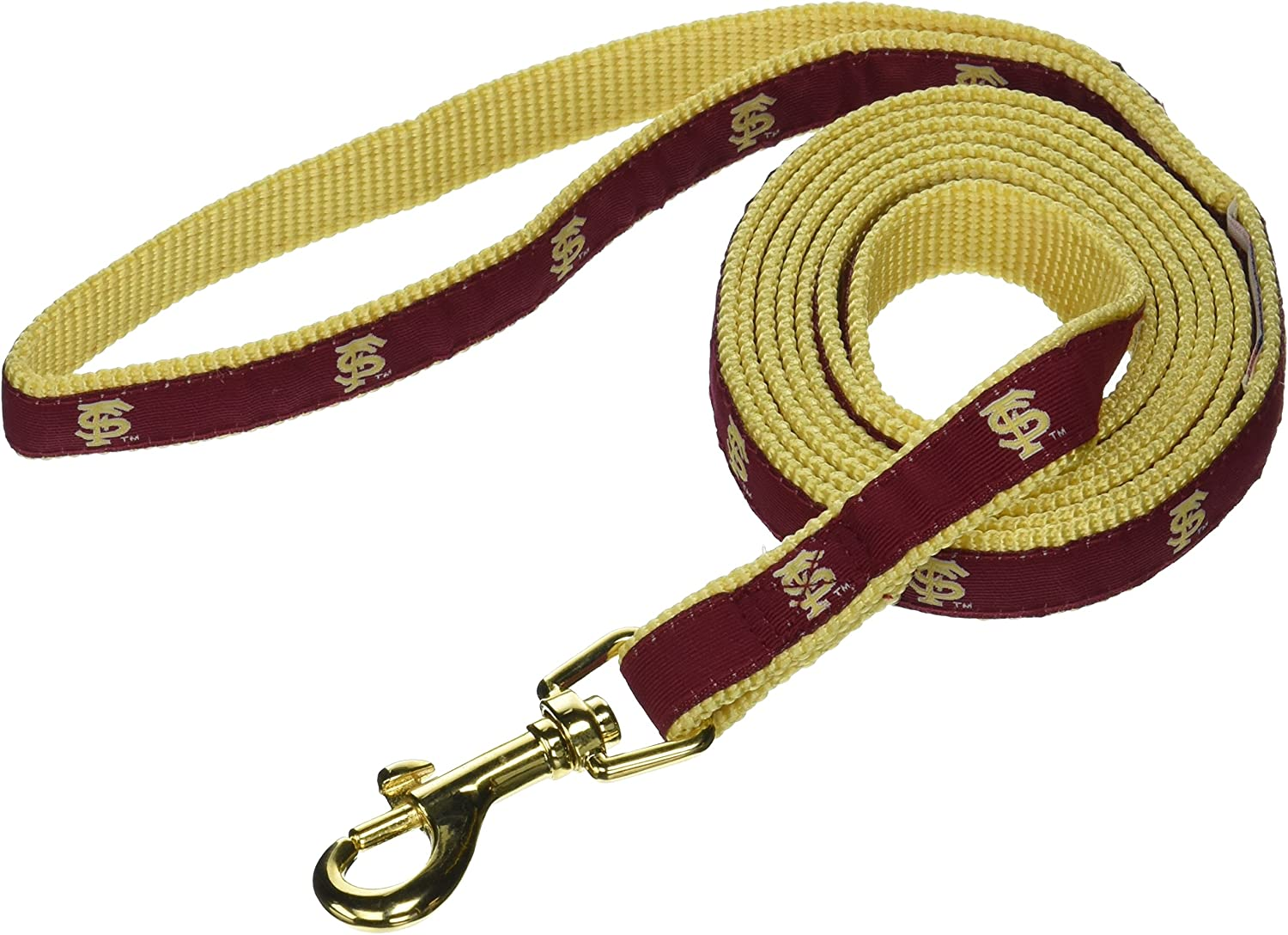Football//Basketball leashes for DOGS /& CATS COLLEGE PET LEASH NCAA DOG LEASH - Durable SPORTS PET LEASH COLLEGIATE DOG LEASH available in 24 SCHOOL TEAMS