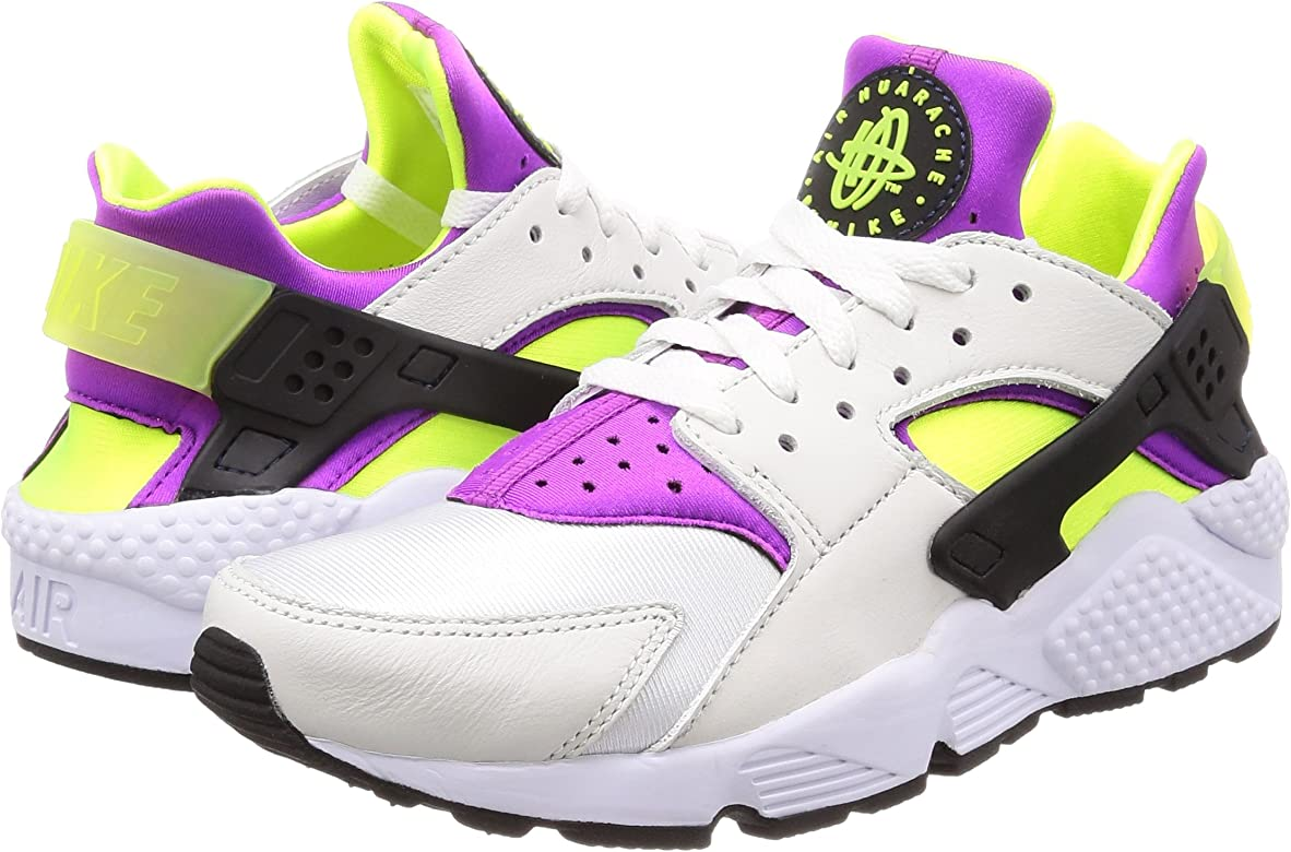 Nike Air Huarache Run 91 QS Hombre Running Trainers AH8049 ...
