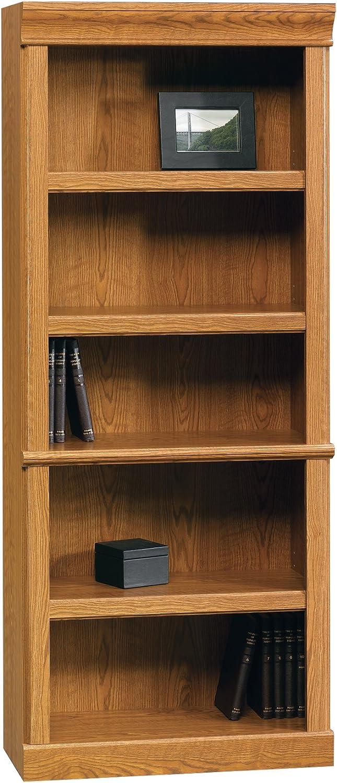 Sauder Orchard Hills Library, Carolina Oak finish