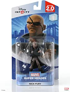 Disney Infinity: Marvel Super Heroes (2.0 Edition) Nick Fury Figure - Not Machine Specific