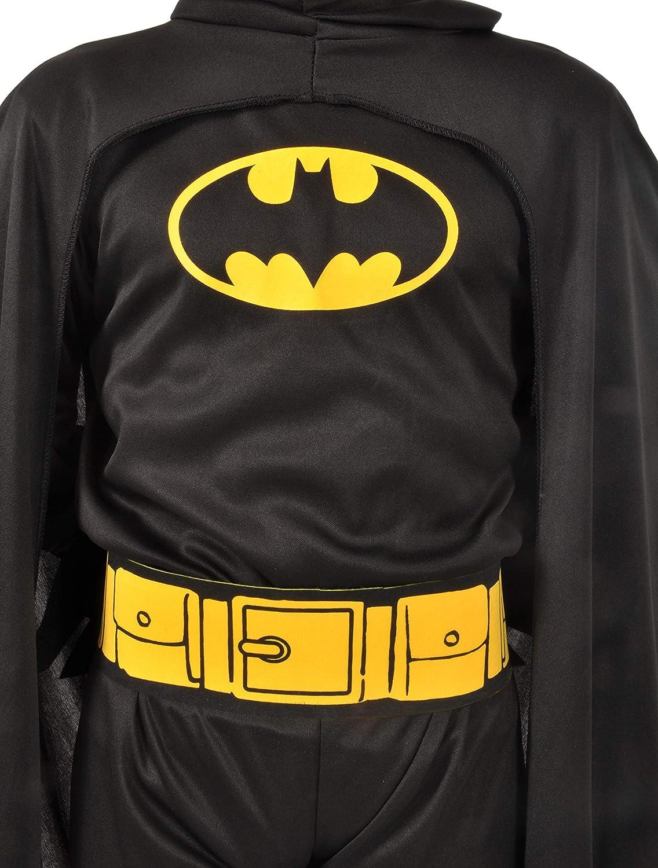 Colore Ciao- Batman Dark Knight Costume Bambino Originale DC Comics 11670.3-4 Taglia 3-4 Anni