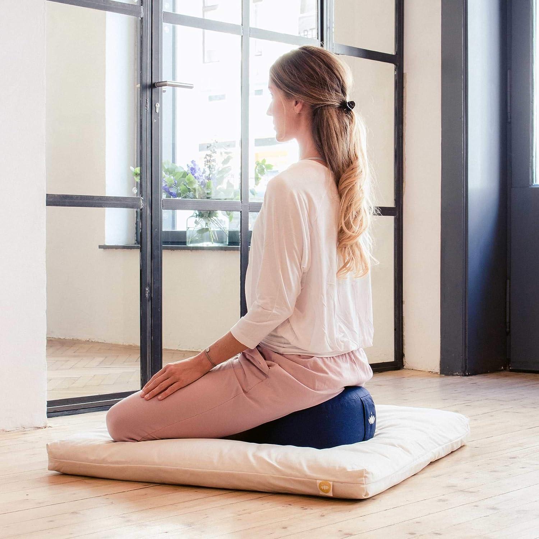 Cojin Meditacion Yoga Lotus