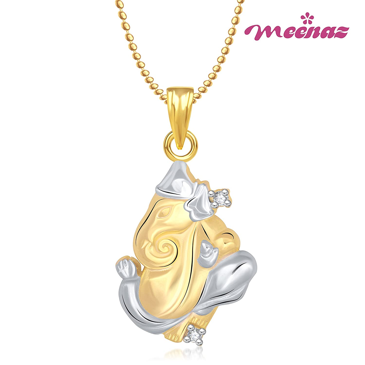 diamond chain in girls plated gold heart buy valentine pdp locket for and with american gifts women meenaz jewmeenaz lockets pendant