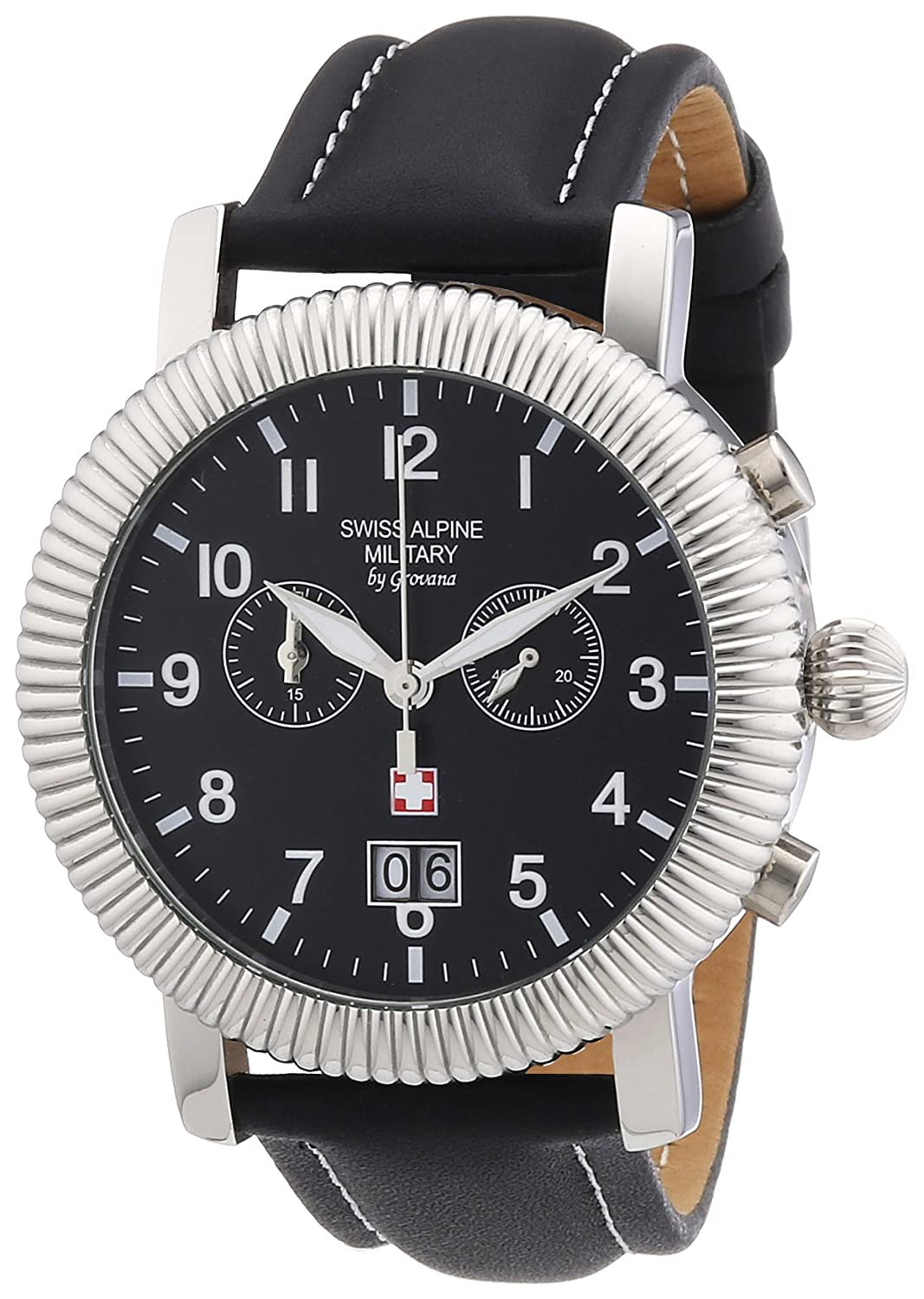 Swiss Alpine Military Herren-Armbanduhr AV288 2880.9537SAM