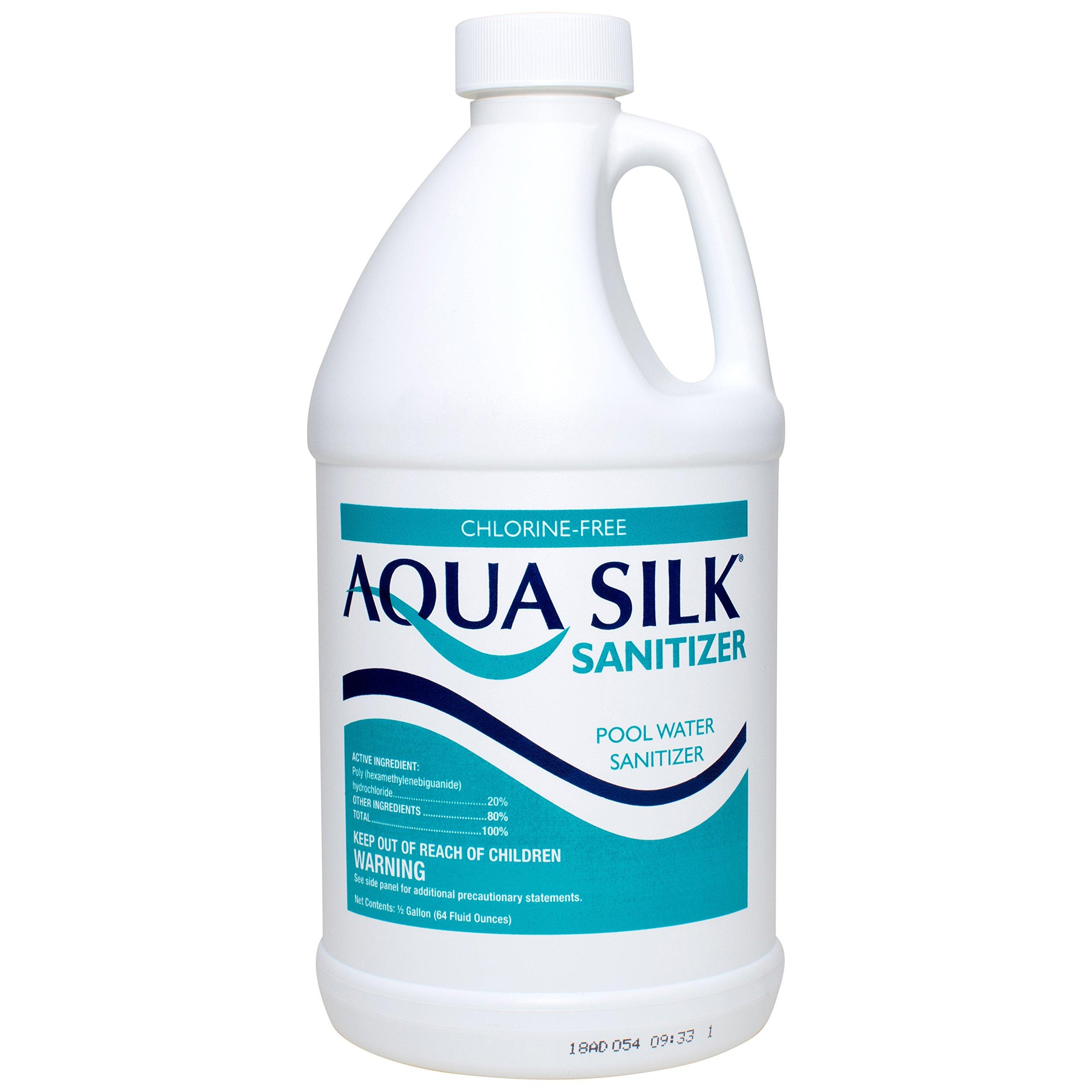 Aqua Silk Chorine-Free Sanitizer (0.5 gal)