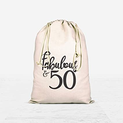 Image Unavailable Not Available For Color Fabulous Fifty 50th Birthday Party Ideas Favor Bags Goody