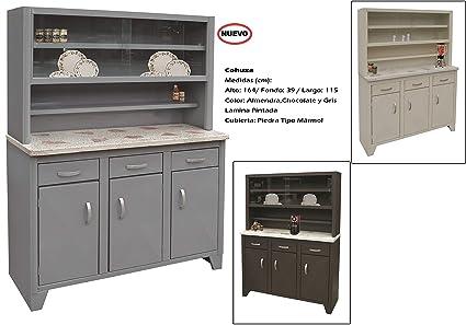 Mueble Para Cocina Modelo Cohuxa  Amazon.com.mx  Hogar y Cocina ee7468fdf471