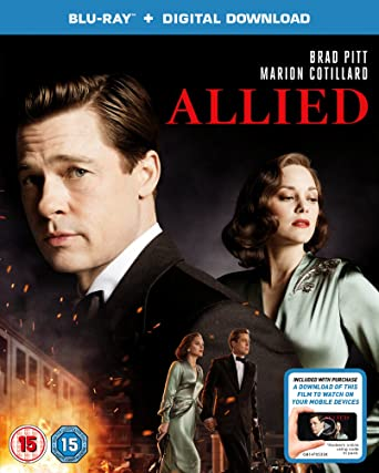 Allied (2016) UNCUT BluRay 720p 1.3GB [Hindi DD 2.0 – English 2.0] MKV