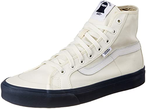 3a104b7372 Vans Men s Black Ball Hi Sf Dane Reynolds Blanc De Navy Ankle-High Canvas