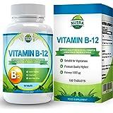 Vitamina B12, Metilcobalamina, complejo de alta concentración para la deficiencia de B12. Suplemento