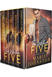 The Walker Five Series: Books 1-5