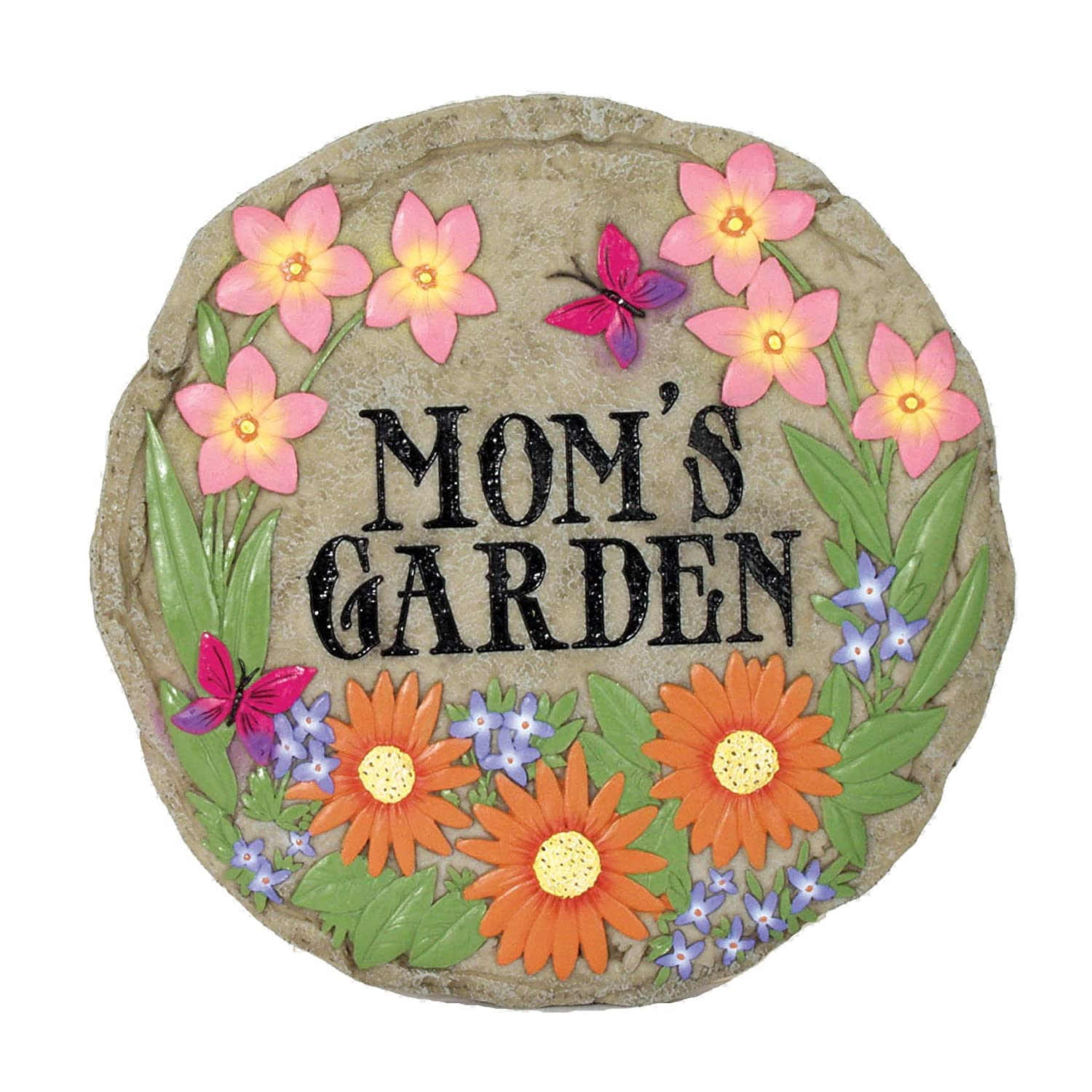 Spoontiques Mom's Garden Stepping Stone