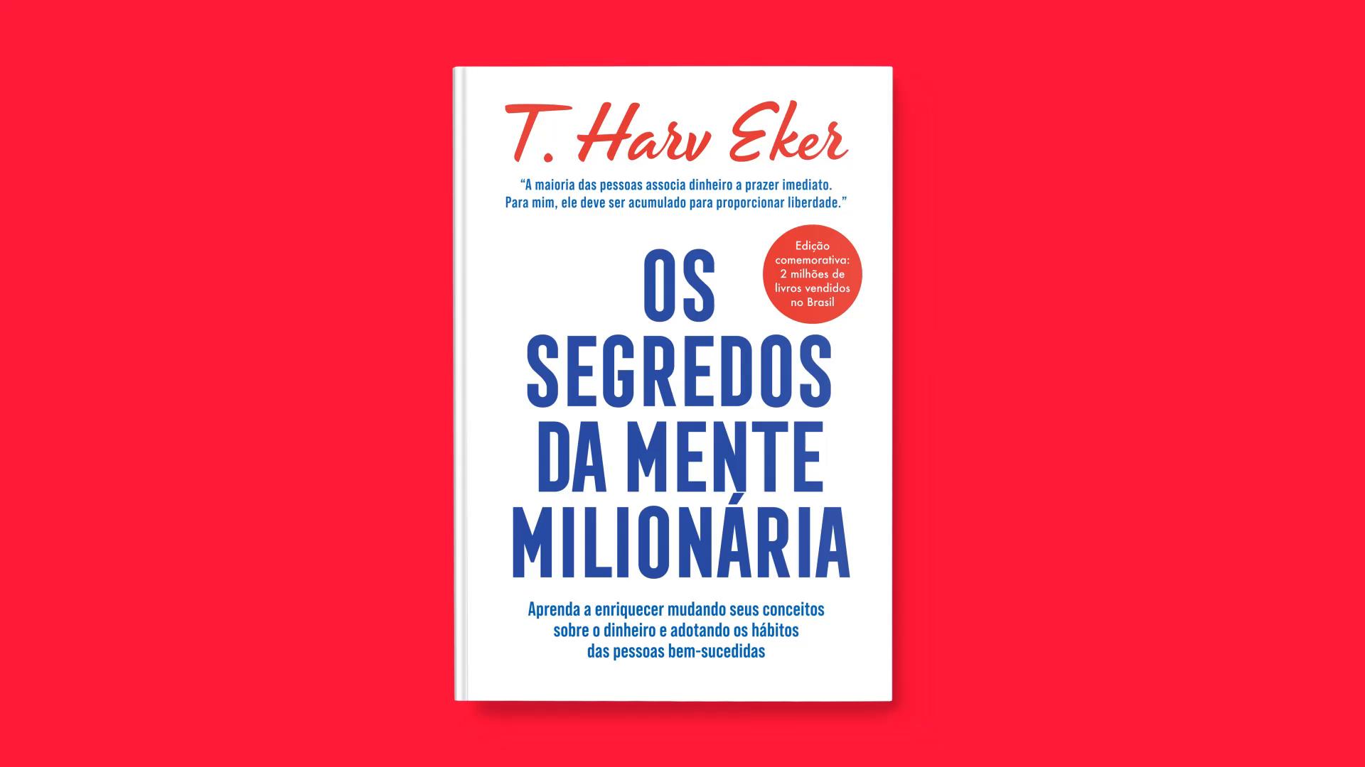 Os segredos da mente milionária - 9788543109787 - Livros