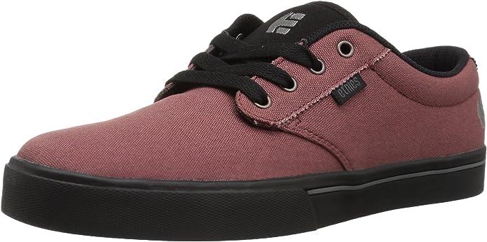 Etnies Jameson 2 Eco Sneakers Skateboardschuhe Rotbraun/Schwarz/