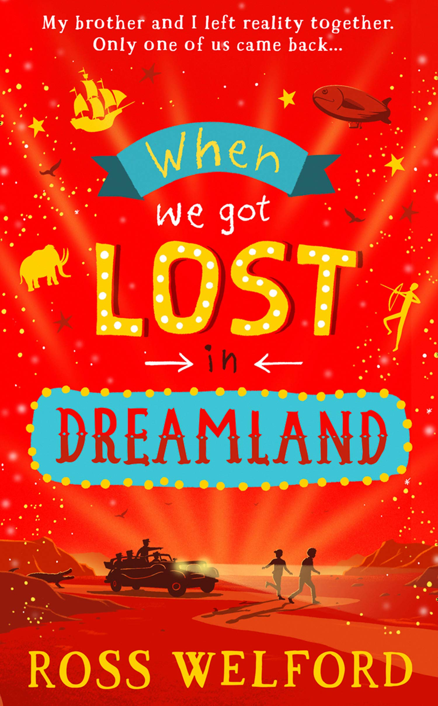 Buy When We Got Lost in Dreamland Book Online at Low Prices in India   When  We Got Lost in Dreamland Reviews & Ratings - Amazon.in